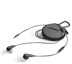 Bose SoundSport In-Ear Wired Headphones for
