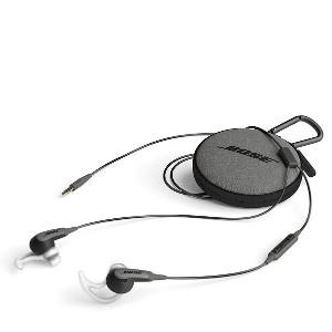 $44.95 (原价$99.95)Bose SoundSport 入耳式耳机 苹果版