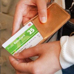 罕见直接5折 一年仅€24.9月底截止!Bahncard 25 德铁年卡来啦 全德火车票都可折上75折