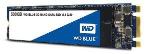 $80.99WD Blue 3D NAND M.2 2280 SATA III SSD 500GB