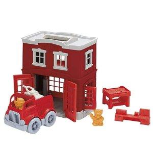 低至$7.88 封面款刷新史低价史低价:Green Toys 环保材质儿童玩具,安全无BPA