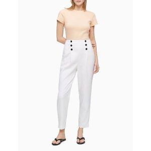 Calvin Klein西装裤