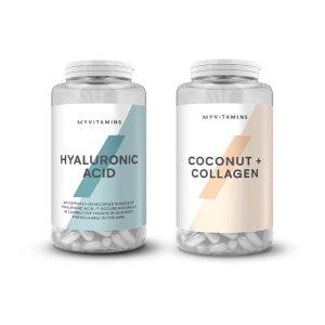 MyVitamins椰子胶原蛋白+玻尿酸片