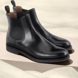 $790收帅气切尔西靴Church's 2020春夏新品鞋履热卖