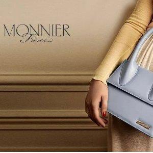 无门槛7.5折 Chloe复线包£195独家:MONNIER Frères 春季新品大促 BBR、巴黎世家、Acne都有