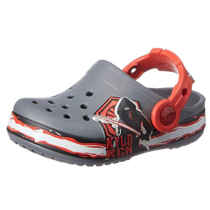 换季清仓价$8.97起(原价$39.99)Crocs CB 星球大战VLLN K 儿童洞洞鞋