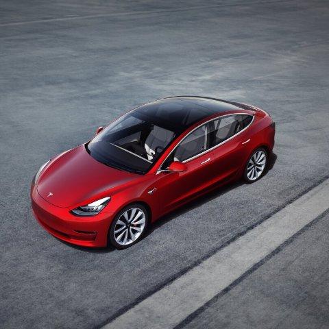 Lease起价$399/月Tesla Model 3 官方首次降价传喜讯 性价比再升级
