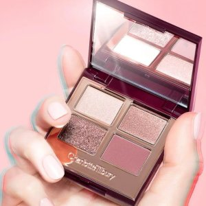New InEXAGGEREYES AND EYES TO MESMERISE ROSE GOLD @ Charlotte Tilbury
