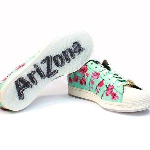 预计2月4日上市新品预告:Arizona Iced Tea X adidas Originals 联名鞋曝光