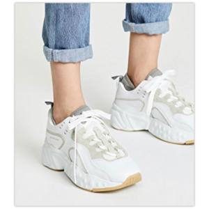 Acne studios MANHATTAN 未来感超舒适老爹鞋 设计干净,搭配起来非常有拉长的效果哦