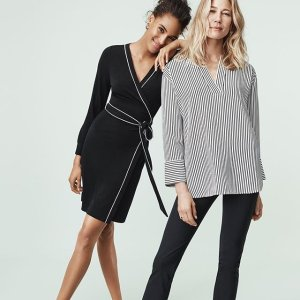 Up to 80% Of + Extra 10% OffEnding Soon: Ann Taylor Factory Women's Clearance