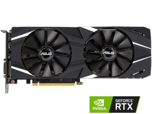 $349.99ASUS Dual GeForce RTX 2060 显卡