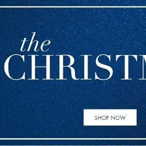 低至8折+多款送礼Beauty Expert 圣诞专场上线 GG、NYX、雅顿等超值收