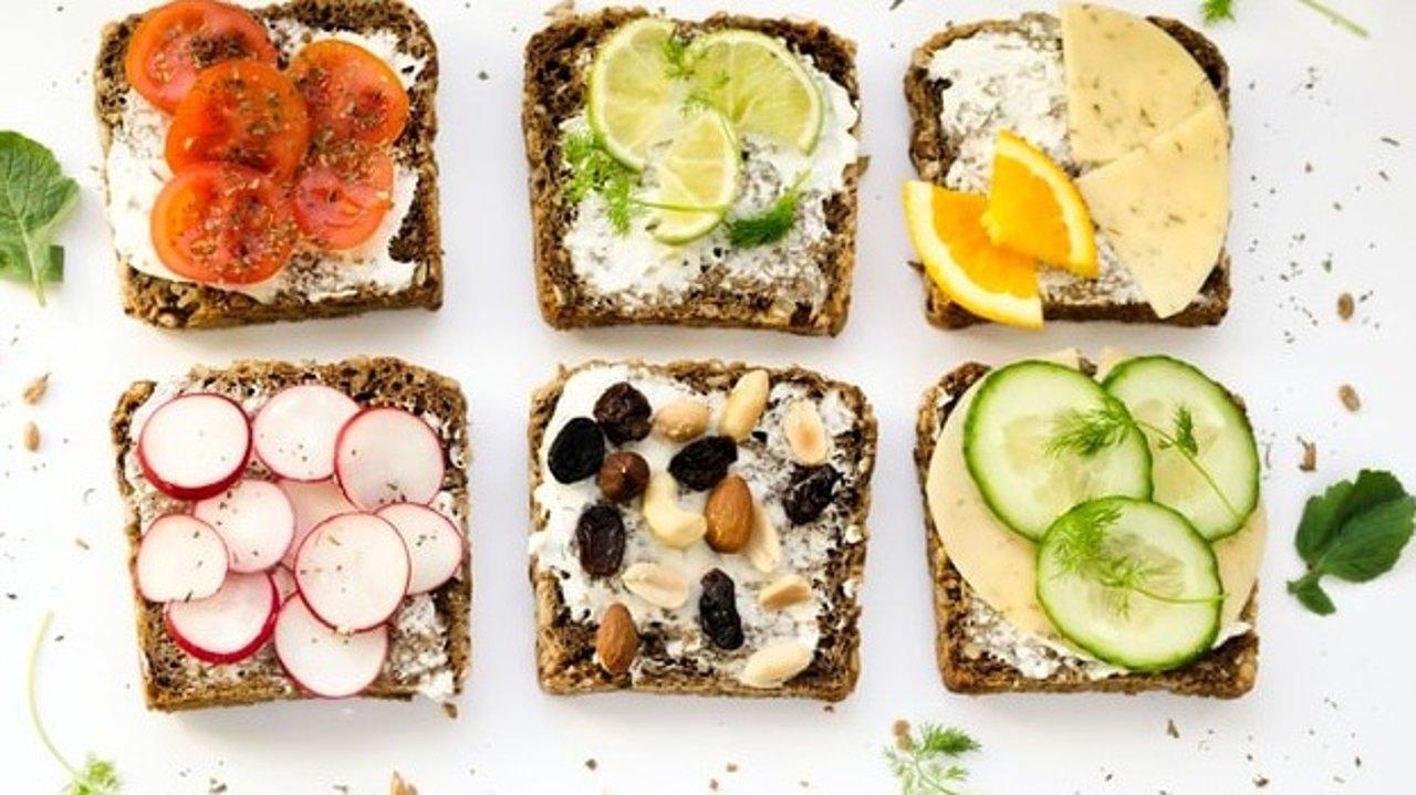 开放吐司有哪些吃法?DIY开放吐司食谱、开放吐司做法分享