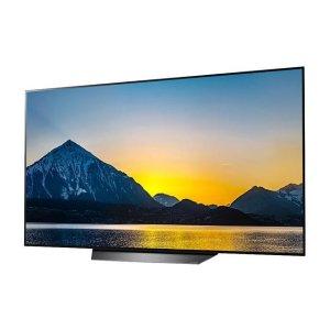 $1149LG 2018款 B8系列  55吋OLED 4K HDR AI ThinQ OLED 智能电视