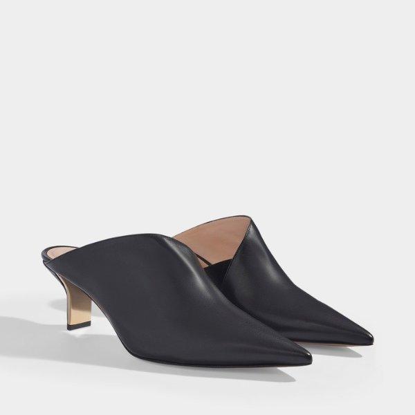 Leelco 6cm穆勒鞋