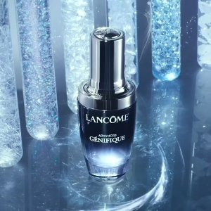 低至8.5折+送正装眼霜最后一天:Lancôme 小黑瓶肌底液热卖 变相买1送1 初抗老必备