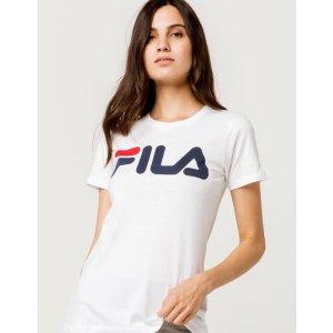Fila女款T恤