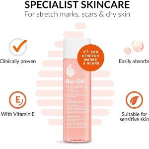 低至7.6折 £13起Bio-Oil 万用百洛油闪促 拯救万千少女 淡痕美肌、滋润保湿