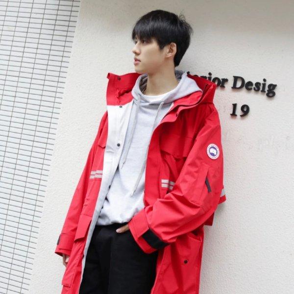 x Angel Chen 联名羽绒服