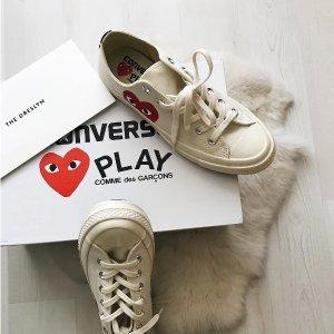 Gucci 乐福鞋$600Selfridges 新品美鞋专场 小桃心x Converse 补货