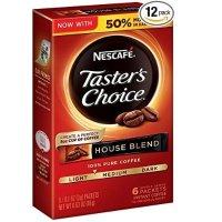 Nescafe Taster's Choice 金牌原味速溶咖啡粉 12盒共72条
