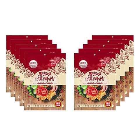 【10袋】螺霸王 番茄味螺蛳粉306g *10