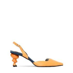 Yuul Yie异形跟穆勒鞋