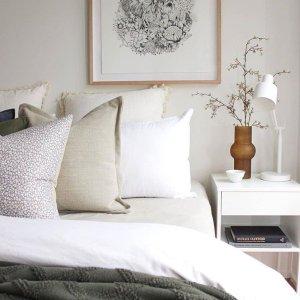 低至3折 真丝眼罩$25Canningvale 季末大促 床品、浴巾、家居装饰全搞定