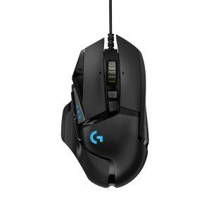 现价£49.99(原价£79.99)Logitech G502 Hero RGB 鼠标 电竞选手的掌上宝