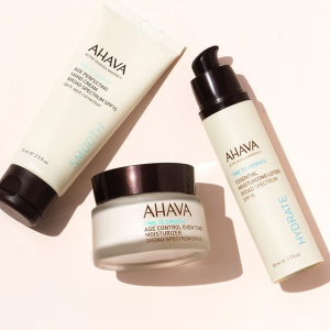 40%  Off+GWPSitewide @ AHAVA