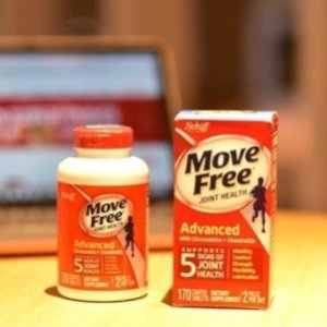低至7折Amazon精选Nature Bounty、Move Free、蛋白粉营养棒等保健品一日促销