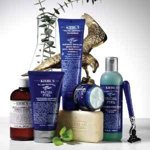 Last Day: Dealmoon Exclusive! Receive 6 deluxe samplesMen's Skin Care Purchase @ Kiehl's