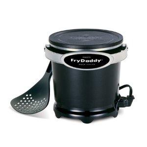 Presto FryDaddy® electric deep fryer 05420 - Walmart.com