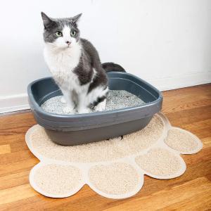 $9.99 大号2个装Pet Magasin 优质猫砂垫好价 猫奴日常必备
