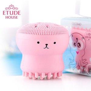 $13.99(原价$18.99)Etude House 可爱章鱼双面洁面刷 温和去角质 按摩脸部