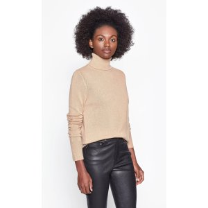 EquipmentDELAFINE CASHMERE TURTLENECK