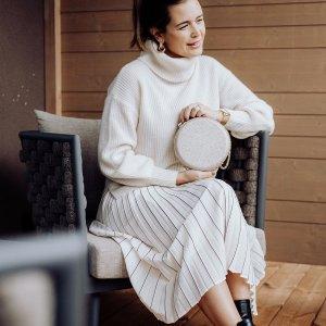 德货之光:你需要知道这个牌子德国高档成衣Hallhuber羊绒衫8折