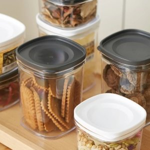 Kitchen Food Storage Containers - 7oz - 17.5oz [Made In Japan]