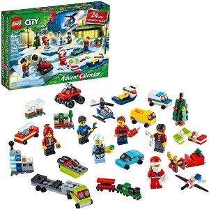 Lego城市系列 圣诞倒数日历