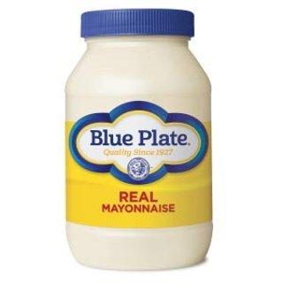 现价$8.44(原价$20.49)白菜价:Blue Plate 蛋黄酱家庭装, 128 oz