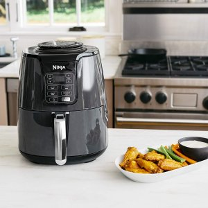 Ninja 4-qt Air Fryer with Removable Multi-Layer Rack