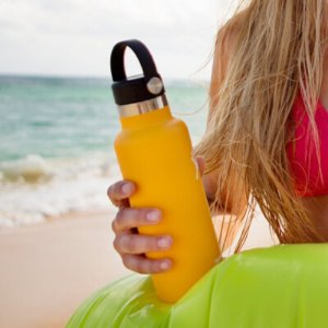 $12Hydro Flask Standard Mouth Vacuum Water Bottle - 18 fl. oz.