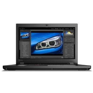 $1599(原价$3189)Thinkpad P52 移动工作站 (i7 8750H, Quadro P1000, 16GB, 512GB)