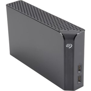 $99.99 (原价$139.99)Seagate Backup Plus Hub 6TB USB 3.0 外置硬盘