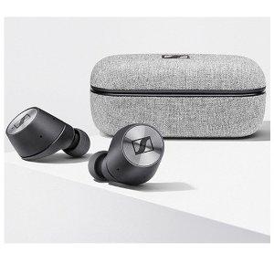 $329收 HIFI音质森海塞尔 Momentum 真无线蓝牙耳机