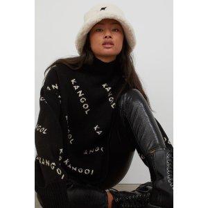 H&Mlogo 毛衣