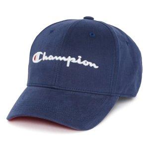 $14.74(原价$25)Champion Logo款鸭舌帽 深蓝色