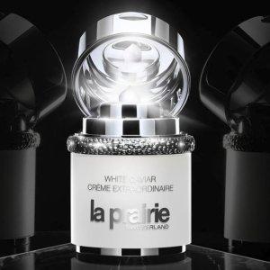 Limited Time Only!Explore La Prairie's New Breakthrough Formula + Exclusive Skin Caviar Gift @ La Prairie