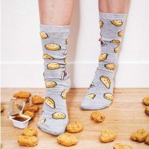 全场任选两件$10 收哈利波特漫威系列萌袜Cotton on 超可爱袜子、马克杯促销 萌趣时尚看过来